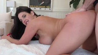PropertySex – Sex addict tenant with big tits fucks landlord